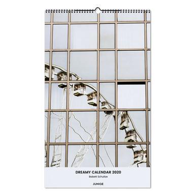 Dreamy Calendar 2020 - Babett Schultze Wall Calendar