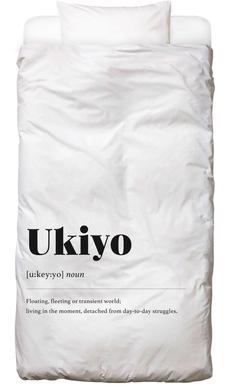 Ukiyo Kids' Bedding
