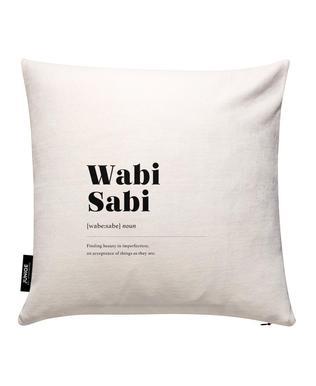 Wabi-Sabi Cushion Cover