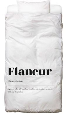Flaneur Bed Linen