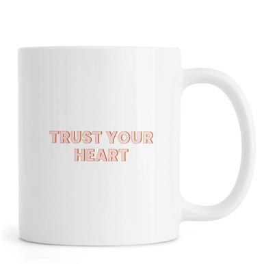 Trust Your Heart Mug