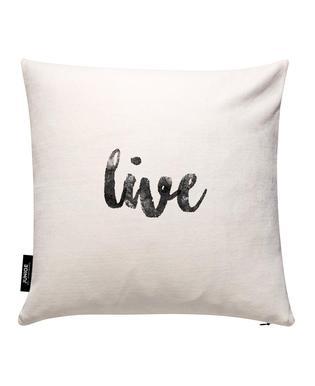 Live Cushion Cover