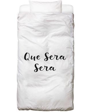 Que Sera, Sera Bed Linen