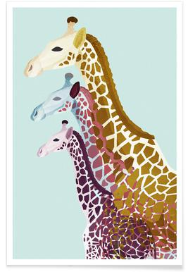 Giraffes Mint