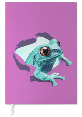 It's a frog Personal Planner