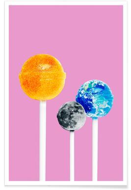 Lollipops -Poster