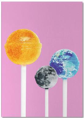Lollipops bloc-notes