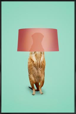 Meerkat Lamp