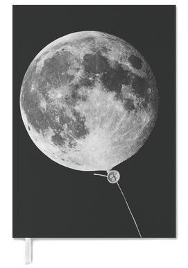 Moon Baloon Personal Planner