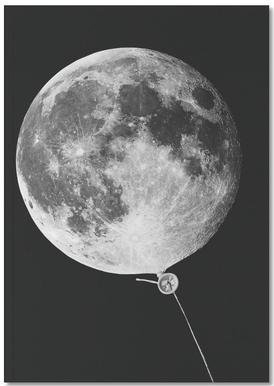 Moon Baloon
