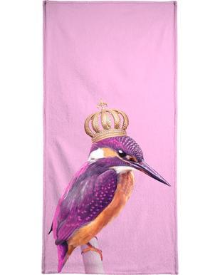 Queen Fisher Bath Towel
