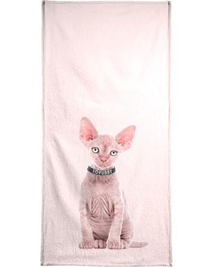 All Cats Are Beautiful Beach Towel