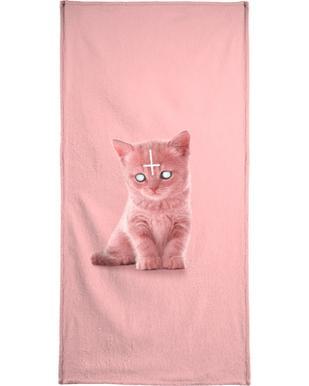 Lucipurr Bath Towel