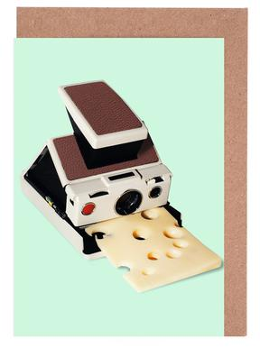 Say Cheese cartes de vœux