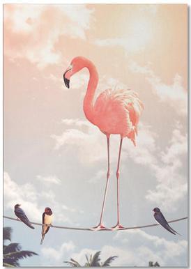 Flamingo and Friends notitieblok