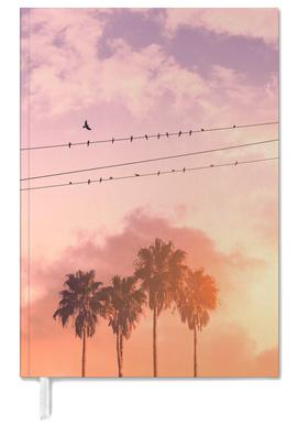 Birds on a Wire Personal Planner