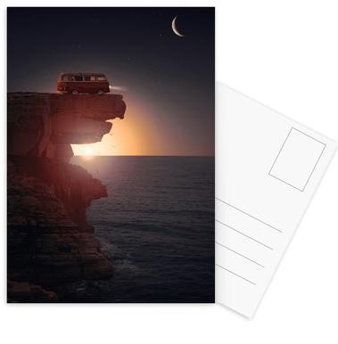 Life Is an Adventure Postcard Set