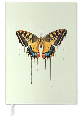 Melting Butterfly Personal Planner