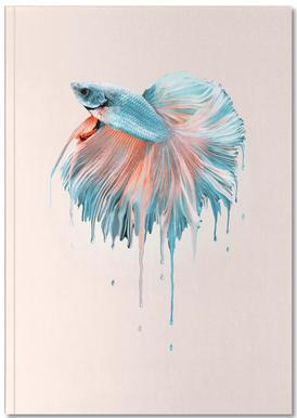 Melting Fish Notebook
