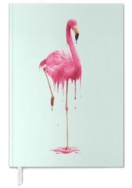 Melting Flamingo Personal Planner