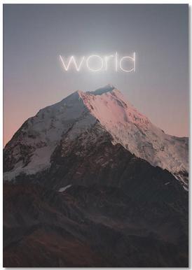 World Notepad
