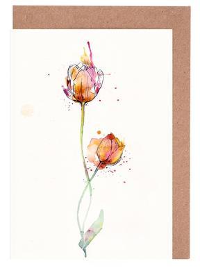 Tulip cartes de vœux