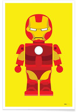 Iron Man Toy poster
