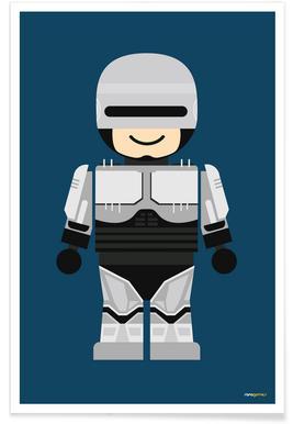 Robocop Toy poster