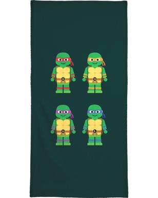 Teenage Mutant Ninja Turtles Badrumshandduk