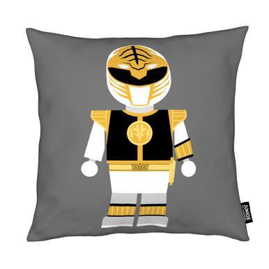 Power Ranger Toy White