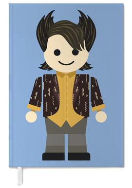 Chandler Bing Toy Personal Planner