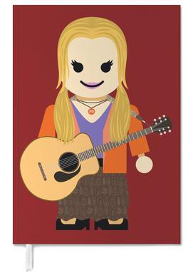 Phoebe Buffay Toy agenda