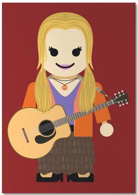 Phoebe Buffay Toy notitieblok