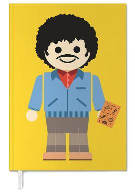 Ross Geller Toy