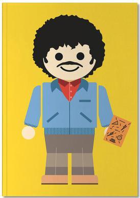 Ross Geller Toy notitieboekje