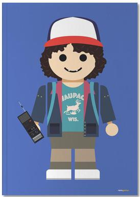 Dustin Toy Notebook