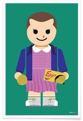 Eleven Toy Poster