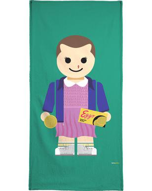 Eleven Toy Beach Towel