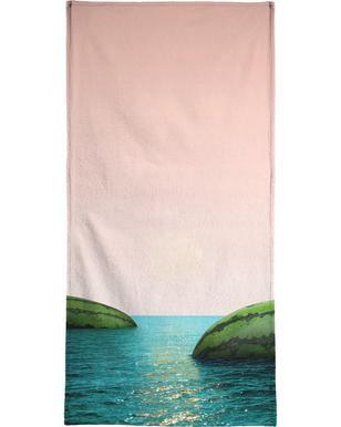 Melon Shore -Handtuch