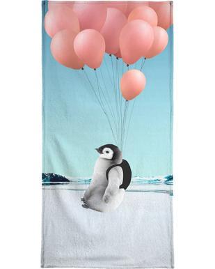 Penguin strandlaken