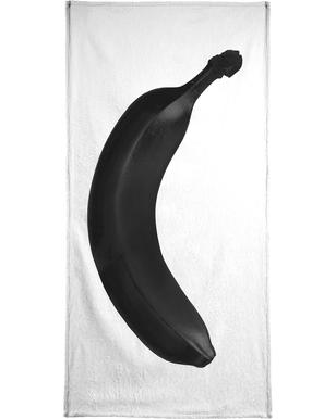 Big Banana Pop Beach Towel
