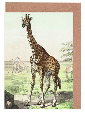 Wiederkäuer 22 - Schubert Greeting Card Set