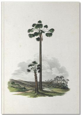 Mauritia Vinifera - Martius Notebook