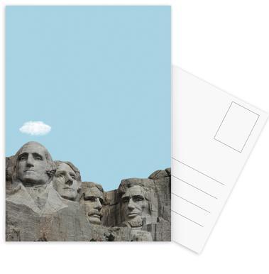 Mont Cloudmore Postcard Set