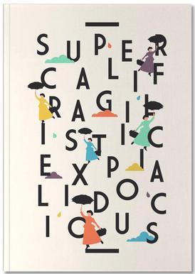 Supercali Notebook
