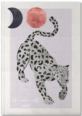 Spirit Animal - Jaguar Notebook
