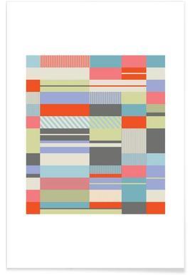 Bauhaus 4 Poster