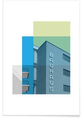 Bauhaus -Poster
