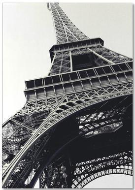 Tour Eiffel bloc-notes