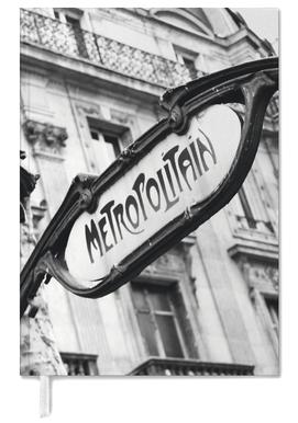 Metropolitain -Terminplaner
